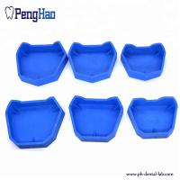 Buy cheap 6 Pcs /Set Department of Stomatology,dental denture base silicone rubber impression material filling gypsum from wholesalers