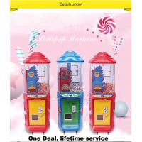 Buy cheap Wholesale Lovely design lollipop gift coin-operated Arcade vending game machine for Kids from wholesalers