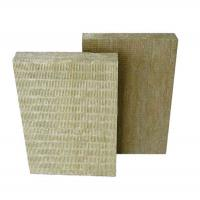 China Cheap Rockwool Insulation Price Mineral Wool Board Rockwool Sound Insulation Panel on sale