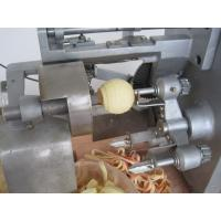 Buy cheap top quality best price automatic apple cutting machine for sale from wholesalers