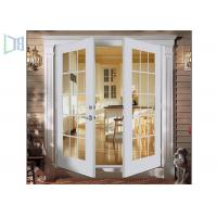 Buy cheap Modern Aluminium Swing Door With Slim Profile 2.0 mm Thickness from wholesalers