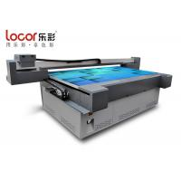 Buy cheap Wide Format Flatbed Printer For Wood Board / Buckle Plate USB 2.0 Interface from wholesalers