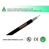 Buy cheap Professional Manufacturer 75ohm Rg6 Coaxial Cable For CATV with ROHS CE  approved product