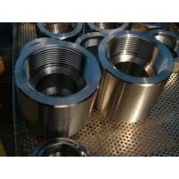 Buy cheap DIN 11851  Forged Pipe Fittings , Socket Weld Stainless Steel Pipe Fittings   from wholesalers
