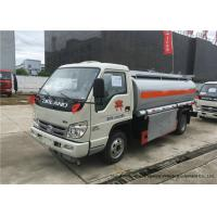 Buy cheap Forland 1000 Gallons Fuel Carrier Truck For Diesel Oil / Crude Oil  5000 Litres from wholesalers