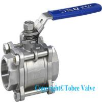 Buy cheap Tobee All kinds of industrial Ball Valves from wholesalers