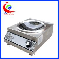 Buy cheap Safe Table Top Induction Wok Cooktop Electric Kitchen Cooker Energy Efficient from wholesalers