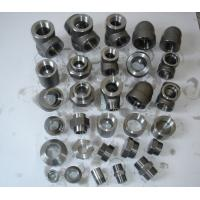Buy cheap Forged Steel Fittings , Duplex Steel / Nickel Alloy Steel Socket Reducer Inserts product