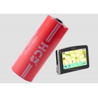 Buy cheap 2250mAh Lithium Cylindrical Battery , Non Rechargeable Lithium Batteries product
