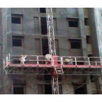 Buy cheap High Safety Movable twin mast climbing working platform / elevating work platform from wholesalers