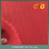Buy cheap Honeycomb Polyester Mesh Fabric 3mm Thickness For Car Seat Cover 150cm Width product