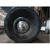 Buy cheap 42CrMo, 45#, 20MnMo Forged Steel Roller Hydrogenation Reactor Cylinder Section 4.5m Length product