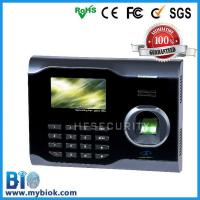 Buy cheap 2013 Most Popular Finger Print Time Clock Bio-U160 from wholesalers