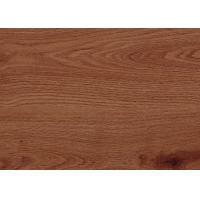 Buy cheap Wood Pattern PVC Vinyl Flooring For Living Room / Porch Small Water Absorption from wholesalers
