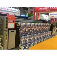 Buy cheap Large Size High Resolution Flag Printing Machine With Automatic Take - Up And from wholesalers