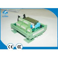 Buy cheap 5v Relay Board / 8 Channel Relay Module With Optocoupler Status Each Input Indication from wholesalers