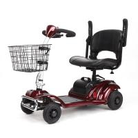 Buy cheap Elders 4 Wheel Electric Scooter / Electric Motorized Wheelchair For Disabled from wholesalers