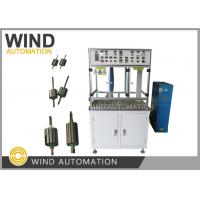 Buy cheap Epoxy Resin Powder Coating Machine Small Motor Armature Rotor Electrostatic product