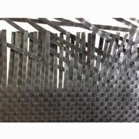 Buy cheap Black material 100% polypropylene geotextile drainage fabric geotextile woven 100m x 4.5m from wholesalers