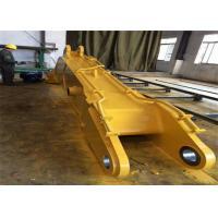 Heavy Duty Long Reach Excavator Booms 55 Feet Hitachi Excavator Parts