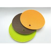 Buy cheap Multi - Functional , Non - Stick , Honeycomb Shape , Silicone Kitchen Mat , Promotional Kitchenware from wholesalers