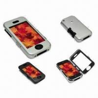 Quality Mobile Phone Case for iPhone; Made of Lightweight Aluminum Plate for sale