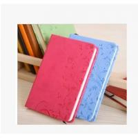 Buy cheap Embossed Cover PU Diary Book Organizer Book Planner Book Office Notebook from wholesalers