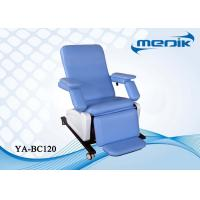 Buy cheap Back Adjustable Electric Dialysis Chair With Footrest On Casters For Hopistal / Clinic from wholesalers