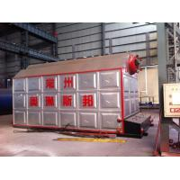 Buy cheap Water heated 8 Ton Coal Fired Steam Boiler Of High Pressure 1.25Mpa - 2.45Mpa from wholesalers