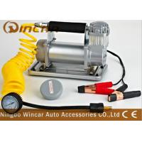Buy cheap Metal Auto Tyre Inflator Tool 150psi Max Pressure Electronic small portable air compressor Pump from wholesalers