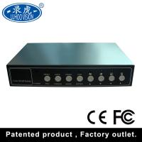 Buy cheap Sunta 4 Channel CCTV Color Quad Processor Multiplexer Quad Screen Splitter Chinese Supplier from wholesalers