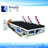 Buy cheap CNC Automatic Professional Termpering Glass Making Industrial Glass Cutting Machine from wholesalers
