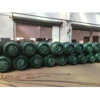 Buy cheap chemcial storage tank,  chlorine gas cylinder   ,refrigerant gas tank  ammonian tank with VALVES from wholesalers
