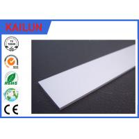 Buy cheap 50mm Width T5 Aluminium Flat Bar For Home Decoration Extruded Aluminum Parts from wholesalers