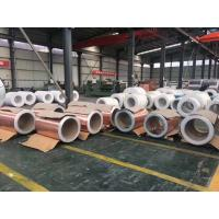 Buy cheap Anti Bacterial Copper Aluminum Composit Plate Roll Building Interior Curtain Walls from wholesalers