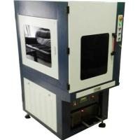 Buy cheap 1W 3W 5W 355nm uv laser marking machine with protection cover for sale from wholesalers