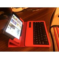 Buy cheap 7  IPS  Quad Core Tablet PC With BT Keyboard For Kids / Adult from wholesalers