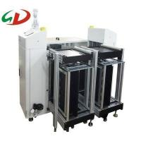 Buy cheap NG OK PCB Magazine UPCB Loader Unloader , Automatic PCB Conveyor For Production Line from wholesalers