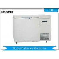 Buy cheap Lab Ultra Low Temperature Freezer 220v 50hz , -86 Degree Medical Grade Fridge from wholesalers