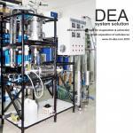 Buy cheap High Vacuum Evaporation Machine / Fractional Molecular Distillation Equipment from wholesalers