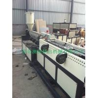 Buy cheap Corrugated Optic Duct Cable Protection Sleeve Plastic Pipe Manufacturing Machine from wholesalers