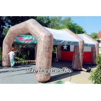 Buy cheap Giant Inflatable Frame Tent, Inflatable Spider Tent, Inflatable Marquee for Car from wholesalers