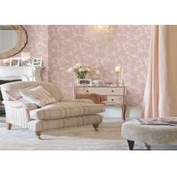 Buy cheap Non Woven Embossing Country Style Wallpaper Mould Proof For Home Decoration product