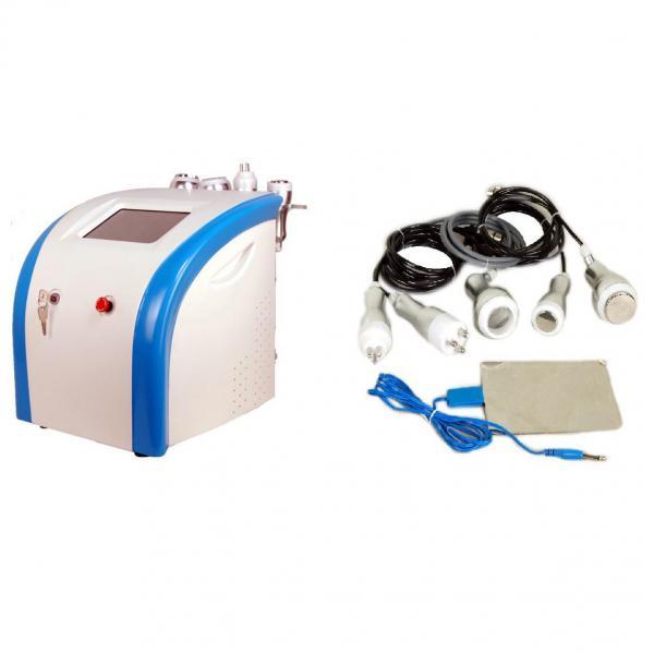 Quality Reduce Cellulite Vacuum Cavitation Slimming Machine Tri-Polar RF Body Slim for sale