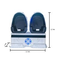 Buy cheap Indoor Game Center Virtual Reality Motion Chairs 210cm*110cm*200cm 360° Rotation from wholesalers