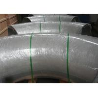 Buy cheap 12.70mm TP 316 / 316L Stainless Steel Weld Fittings 90 Degree Elbows ASME / ANSI B16.9 from wholesalers