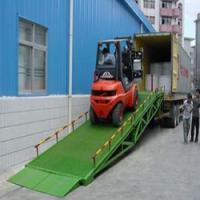 Buy cheap Mobile Dock Leveler / Hydraulic Loading Ramp from wholesalers