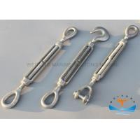 Buy cheap Forged Rigging Lifting Equipment Adjusted Tension For Marine Turnbuckle from wholesalers