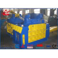 Buy cheap WANSHIDA Mattress Spring Baler 250Ton Scrap Metal Baler Full Automatic 500x500mm from wholesalers