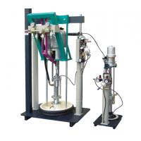 Buy cheap Double Glass Two-component Sealant Coating Machinery from wholesalers